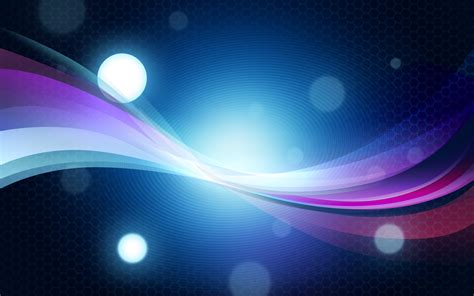 blurry lights and waves wallpaper 387866