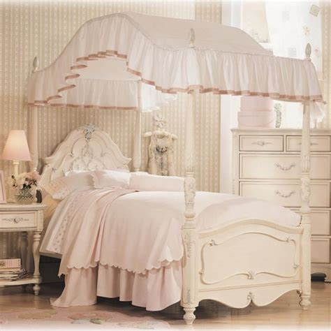 59 Twin Canopy Bed For Girls Princess Twin Canopy Bedding