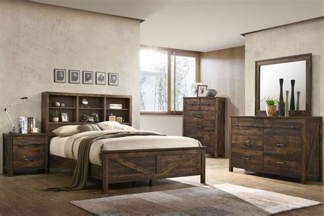 King Bedroom Set by Hayfield 5 King Bedroom Set At Gardner White