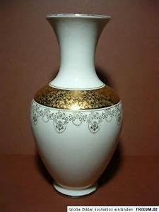 Echt Kobalt Vase : vintage waldershof bavaria vase 22kt gold echt cobalt ~ Michelbontemps.com Haus und Dekorationen