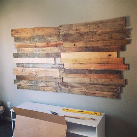 Wood Plank Tv Wall Mount