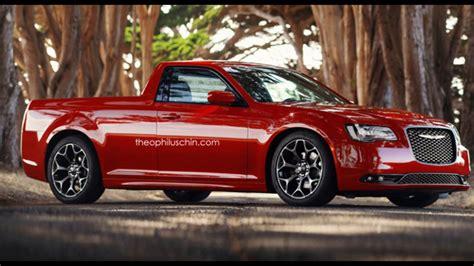 The Concept 2018 Chrysler 300 Srt8 Hellcat Luxury