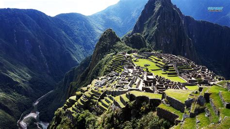 Machu Picchu Damn I Love Traveling