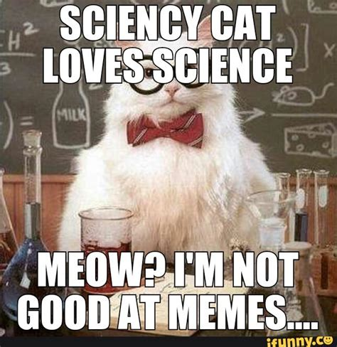 Funny Science Memes - funny science cat memes image memes at relatably com