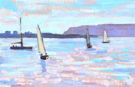 Sailboats For Sale San Diego by Sailboats On San Diego Bay Kevin Inman Studio