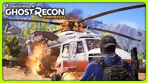 Ghost Recon Wildlands COMPLETING OBJECTIVES   Ghost Recon ...