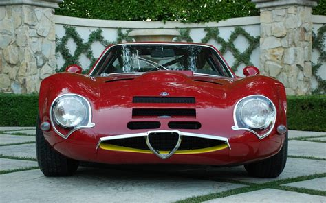 Alfa Romeo Tz2 by 1965 Alfa Romeo Giulia Tz2 Images Photo 1965 Alfa Romeo