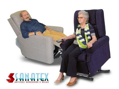 Poltrone Per Anziani Reclinabili Alzapersona Con Ruote
