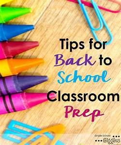 Setting Up Your Classroom: A Checklist for Classroom Prep ...