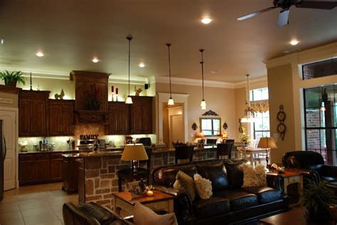 Living Room Kitchen Layout Ideas by Open Concept Kitchen Living Room Design Ideas