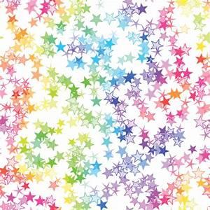 Rainbow Stars fabric - animotaxis - Spoonflower