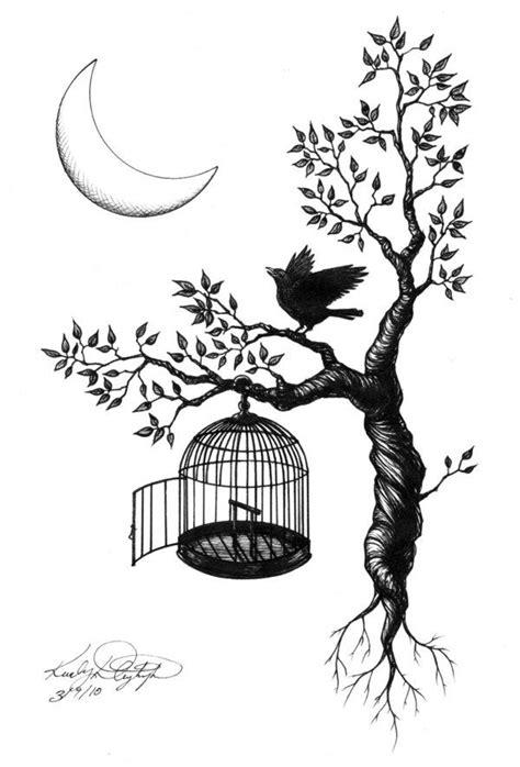 black bird singing   dead  nighttake