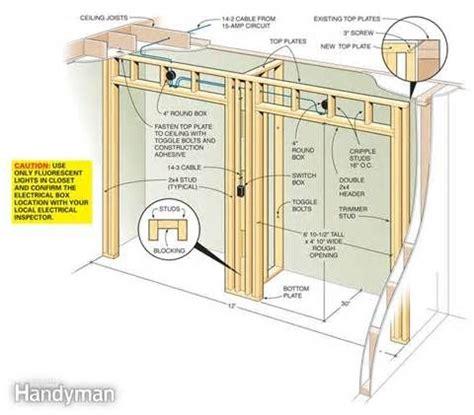 Standard Closet Depth Bedroom by Standard Closet Depth Framing Images Basement In
