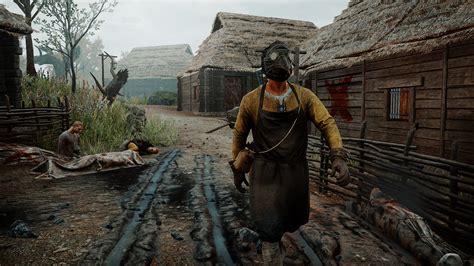 death steam dark rpg crafting person