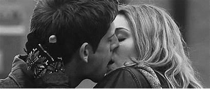 Boyfriend Kiss Couple Boy Romantic Hug Kissing