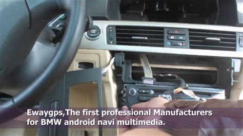 Ewaygps The Video Installation Guide For Bmw