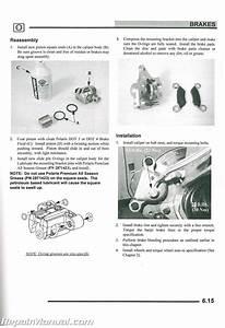 2006 Polaris Hawkeye 300 Atv Service Repair Manual