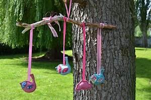 Mobile Bois Flotté : comment faire un mobile en bois flott maman tout faire ~ Farleysfitness.com Idées de Décoration