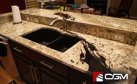 absolute classic granite kitchen countertops