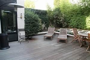 Terrasse En Anglais : terrasse jardin moderne ~ Preciouscoupons.com Idées de Décoration