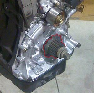 B16 Timing Belt Installation - Honda-tech