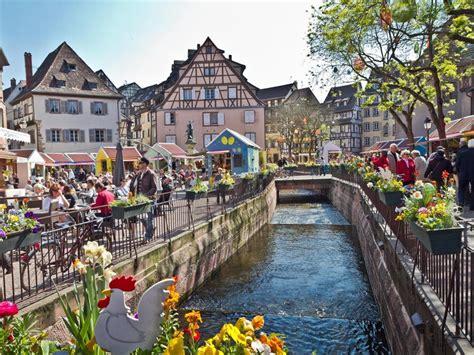 Colmar Alsace France Tourist Office General Public