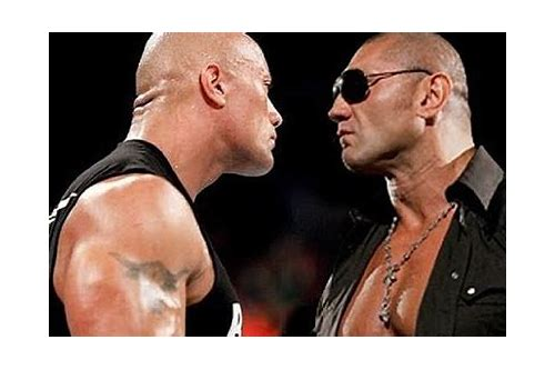 rock vs batista wwe baixar de videos