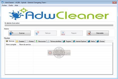 comment installer adwcleaner sur le bureau adwcleaner comment installer et exécuter