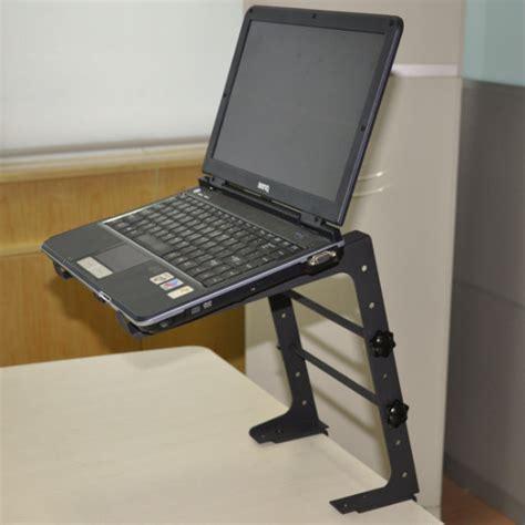console dj pc laptop computer stand for djs pro audio controller pc