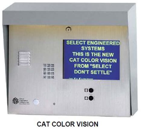 cat color vision select engineered systems cat color vision access