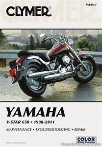 Yamaha Xvs650 V