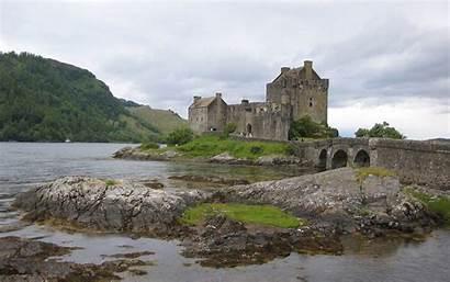 Scottish Castle Desktop Scotland Landscape Wallpapers Wallpapersafari