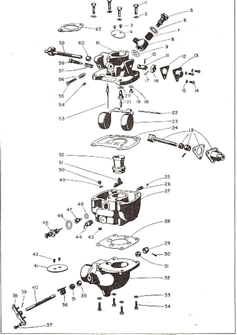 Farmall H Governor Diagram by Farmall H Carburetor Adjustment Wiring Source