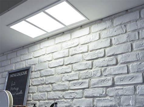 bandeau lumineux cuisine tout savoir sur l 39 éclairage dans la cuisine leroy merlin