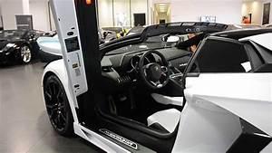 2013 Lamborghini Aventador LP 700 4 Roadster Bianco Isis ...