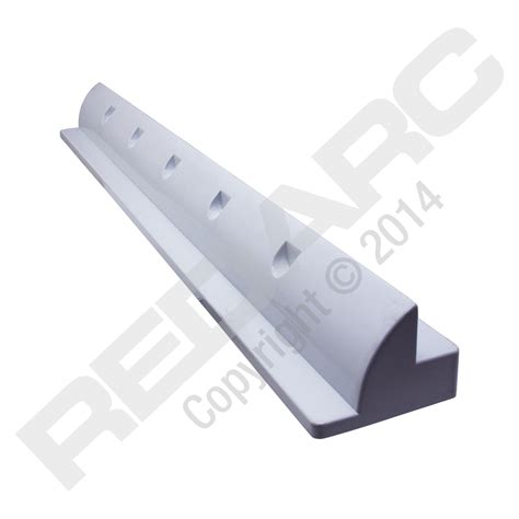 Abs Plastic Solar Panel Spoiler Mount X2 680mm Products