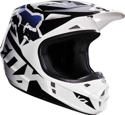 fox motocross helm 2016 fox racing v1 race helmet motocross dirtbike mx atv ece dot ebay