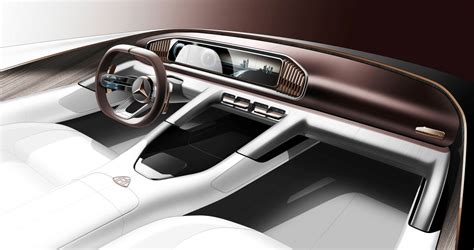 Find your next suv today. Official Sketch Is An Interior Preview Of The Beijing-Bound SUV From Mercedes-Maybach News - Top ...