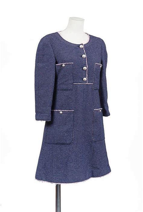 robe pret a porter chanel collection pr 234 t 224 porter printemps et 233 2013 robe en t