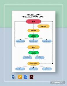 Organizational Hierarchy For A Travel Agent Google