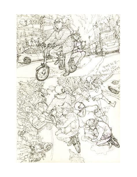Kim Jung Gi Superani Sketchbook 2013 Some News