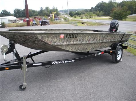 Boat Trader Used Jon Boats by Used 2013 Tracker Boats Grizzly 1648 Jon Cleveland Tn