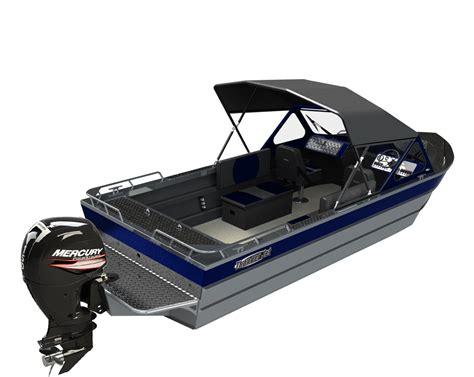 Boat Trailer Chine Load Guides by Luxor Aluminum Boat Manufacturer Thunder Jet