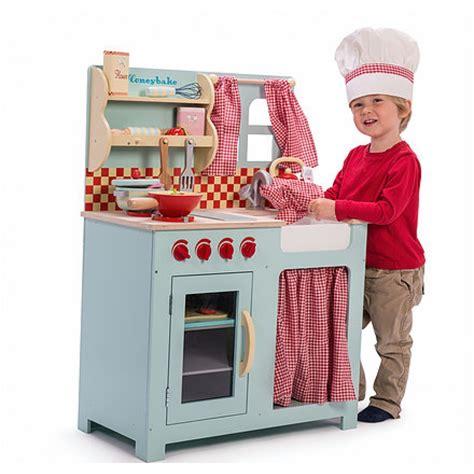 jouer a cuisiner cuisinière vintage en bois le cuisine