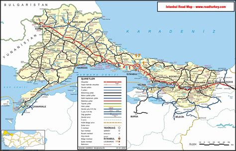 road map  istanbul map pictures