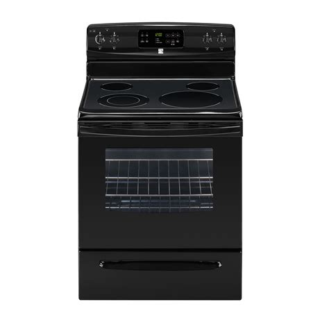 kenmore electric range 30 in 92309 sears