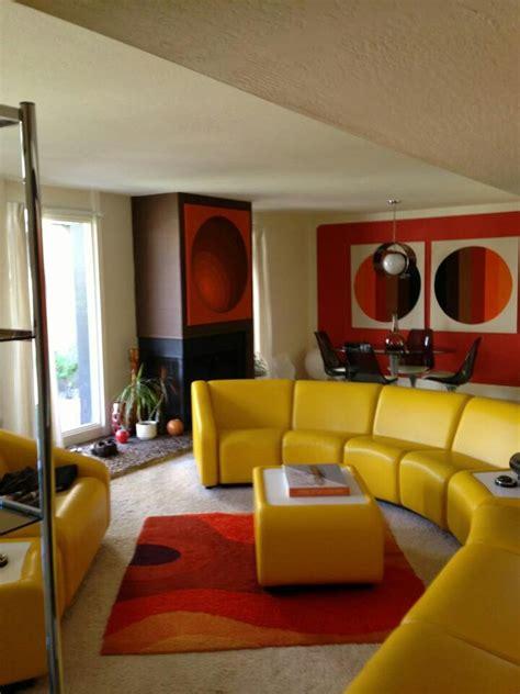 Vintage Decor: 70s living room Vintage tn Leading