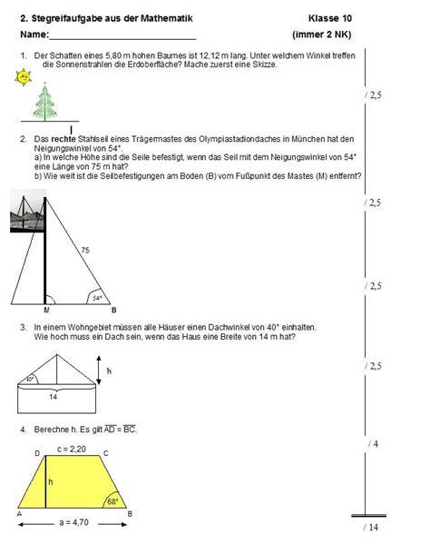 Sitemap  Schulaufgaben Mathe Realschule
