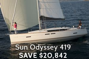 Annapolis Sailboat Show Discount by Unprecedented Incentives On Jeanneau Atlantic Cruising