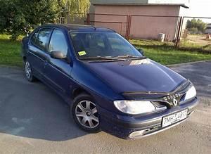 1998 Renault Megane Classic  La   U2013 Pictures  Information